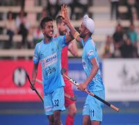 Mandeep Singh hat-trick helps India thrash Canada in Sultan Azlan Shah Hockey