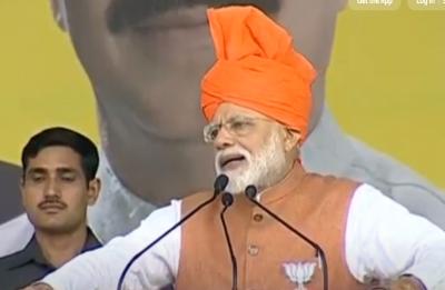 Congress sat on Rafale deal as it was eyeing 'malai': PM Modi in Uttarakhand