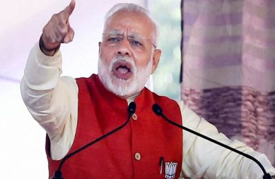 Congress blinded by 'Modi hate', party speeches getting applause in Pakistan: PM in Akhnoor