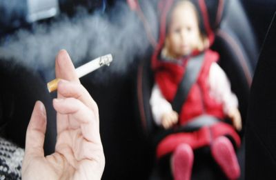 Pay Attention! Exposure to secondhand smoke may cause irregular heartbeat