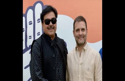 Shatrughan Sinha 'painfully' leaves BJP to join Congress, calls himself 'supporter of Nehru-Gandhis'