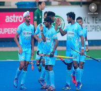 India maul hapless Poland 10-0 in Azlan Shah Cup, to face Korea in final