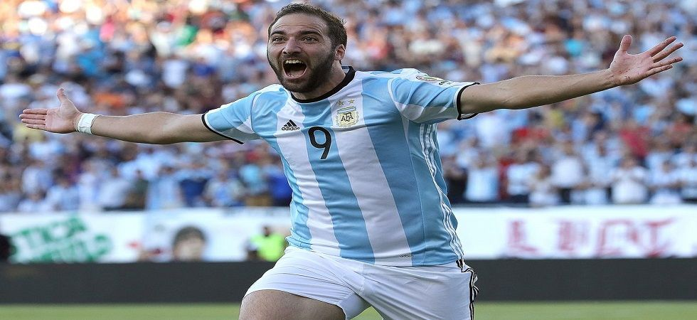 Gonzalo Higuain was part of the Argentina team that lost the 2014 World Cup final as well as two consecutive Copa America finals in 2015 and 2016.