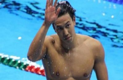 Japan swimmer Fujimori suspended after failed drug test