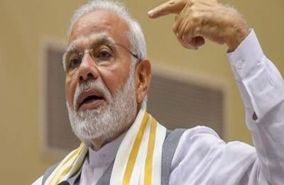 BJP will form government with full majority, says PM Modi in first interview of poll season
