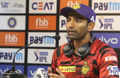 Slow wickets fine but rank turners doesn't serve purpose of T20: Uthappa