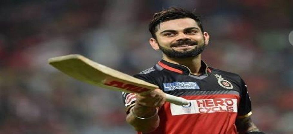 Virat Kohli is the only player to score 5000 runs playing for one franchise in the Indian Premier League. (Image credit: Twitter)