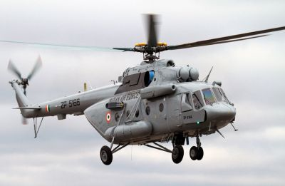 Black box of India's Mi-17 chopper that crashed near Budgam missing, IAF trying to locate
