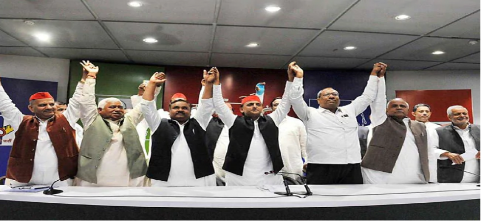 Nishad Party breaks alliance with SP-BSP-RLD 'mahagathbandhan' in UP (File Photo)