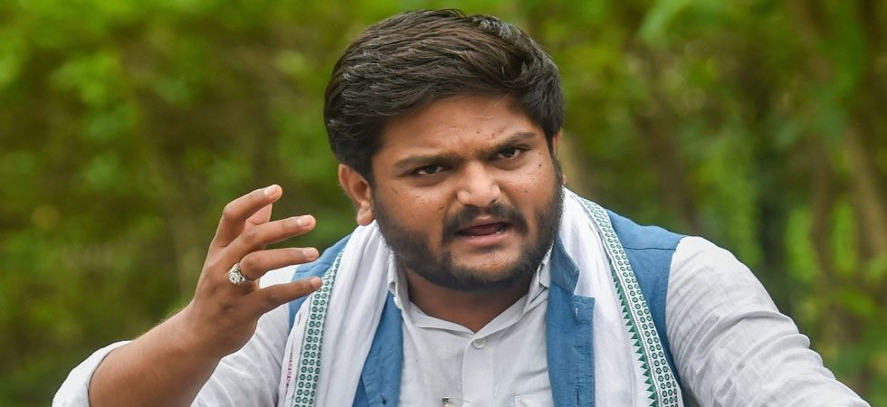 Hardik Patel had on March 12 joined the Congress. (File Photo: PTI)