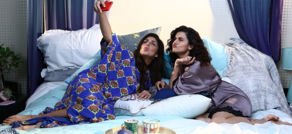 Taapsee wants to gift Rakhi Sawant a dictionary