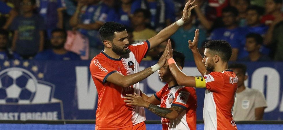 FC Goa beat India Arrows 3-0 to enter quarterfinal (Image Credit: Twitter)