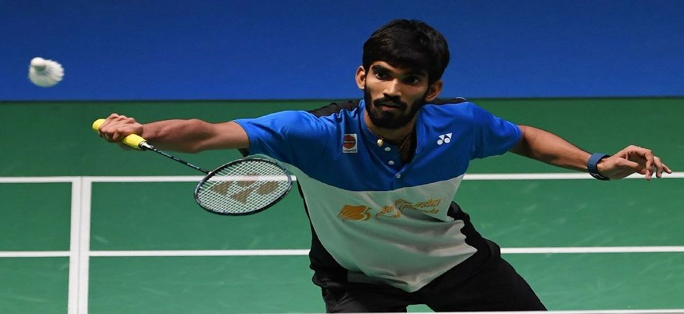 Srikanth makes his way through to final after 17 months (Image Credit: Twitter)