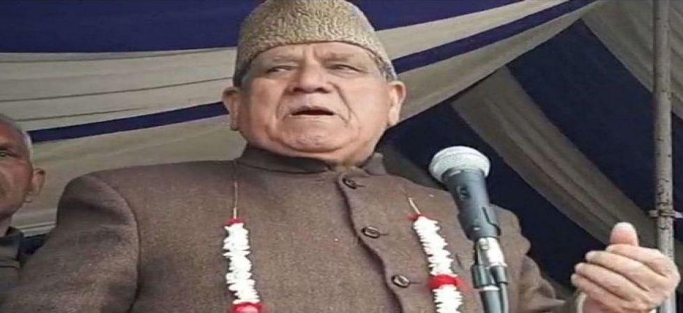 Terrorists should help me in fighting against BJP: NC leader Akbar Lone (File Photo)