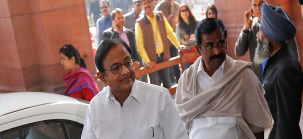 Former Finance Minister P Chidambaram (Photo:Twitter/@PChidambaram_IN)