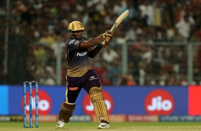 IPL 2019: Andre Russell shows his genius with his calculated, brutal hitting