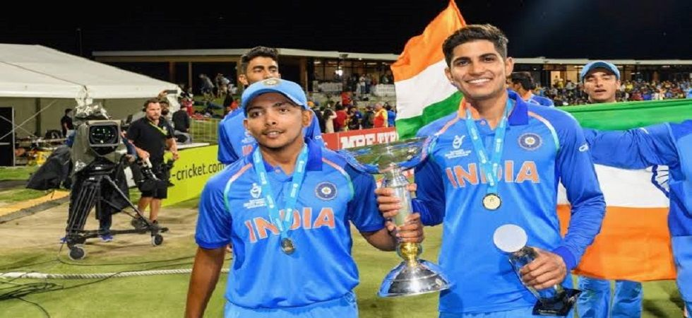 Shubman Gill and Prithvi Shaw will be keen to square off yet again in the clash between Delhi Capitals and Kolkata Knight Riders at the Kotla. (Image credit: Twitter)