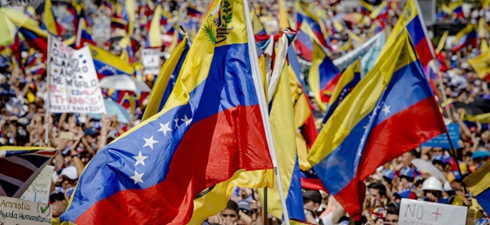 Several Indian companies have stopped importing oil from the Venezuela