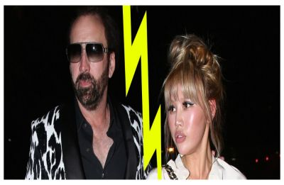 Nicolas Cage files for annulment just four days after Vegas wedding