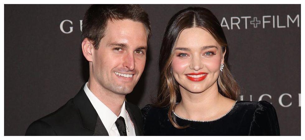 Miranda Kerr expecting second child with Evan Spiegel (Photo: Instagram)