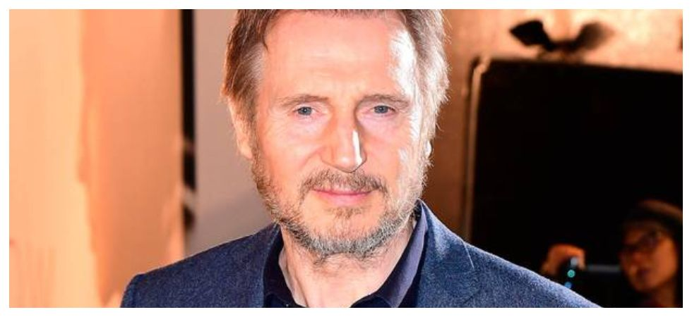 Liam Neeson apologises for 'impulsive' racial remarks (Photo: Twitter)