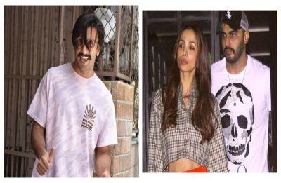 Ranveer Singh to be 'best man' at Malaika Arora and Arjun Kapoor's wedding this April 19?