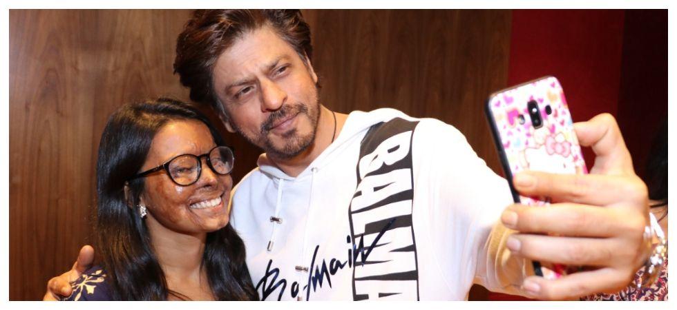 SRK's Meer Foundation organizes corrective surgeries for acid attack survivors (Photo: File photo)