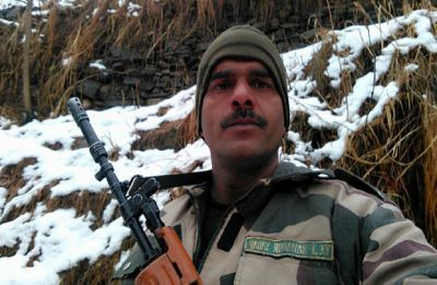 Tej Bahadur Yadav, sacked BSF jawan, to contest against PM Modi from Varanasi