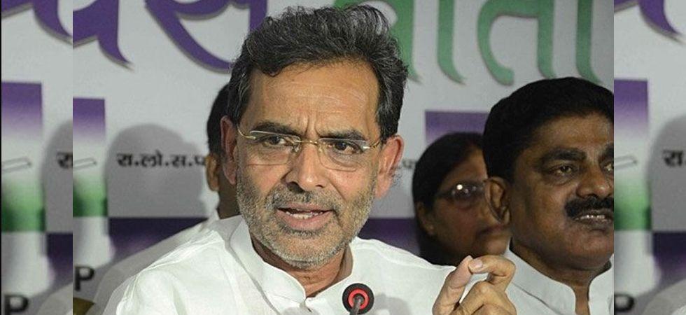 Rashtriya Lok Samata Party's (RLSP) Upendra Kushwaha