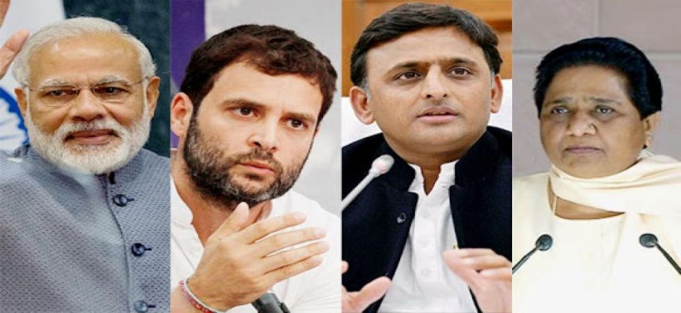 UP Opinion Poll | BJP or 'Mahagathbandhan': Who is winning in Hindi heartland? (File Photo)
