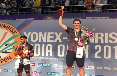 I have put my injury behind, says Axelsen after winning India Open