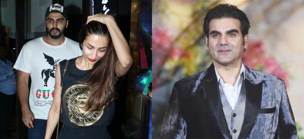 Arbaaz Khan's reaction to Malaika-Arjun marriage will leave you in splits.