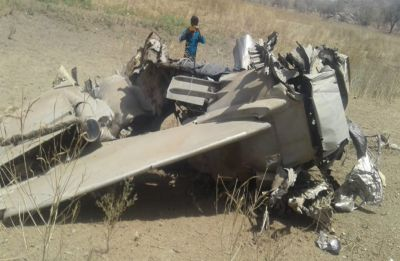 MiG 27 aircraft crashes after take-off from Jodhpur, no words on pilot