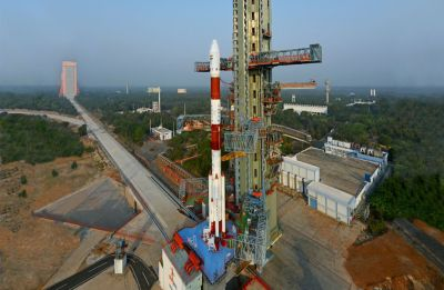 PSLV-C45 successfully injects EMISAT into sun-synchronous polar orbit