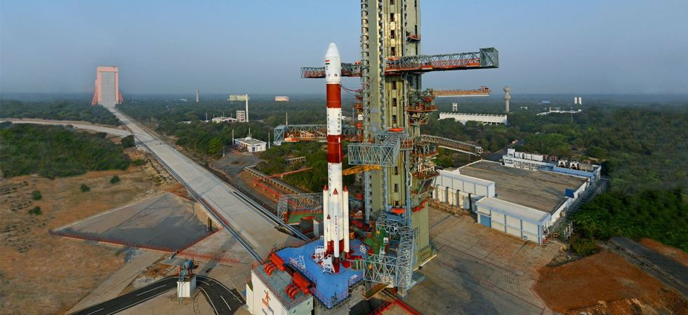 ISRO launches EMISAT satellite