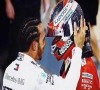 Lewis Hamilton wins Bahrain Grand Prix after Ferrari's Charles Leclerc suffers engine problem