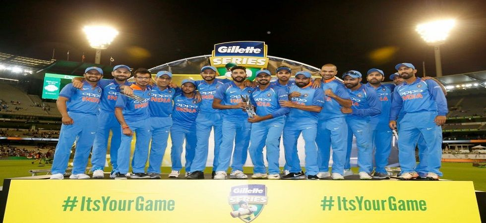 The Indian cricket team could potentially have only one or two spots available for the ICC Cricket World Cup 2019 which will be played in England. (Image credit: Twitter)