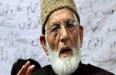 Crackdown against Kashmiri separatists: I-T sleuths seize Syed Ali Shah Geelani's Malviya Nagar flat