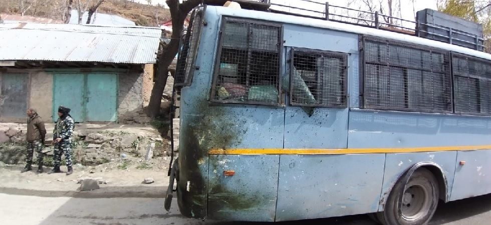 The Jammu and Kashmir Police have detained one person in connection in connection with blast that occurred near Jawahar Tunnel in Banihal on Jammu-Srinagar National Highway