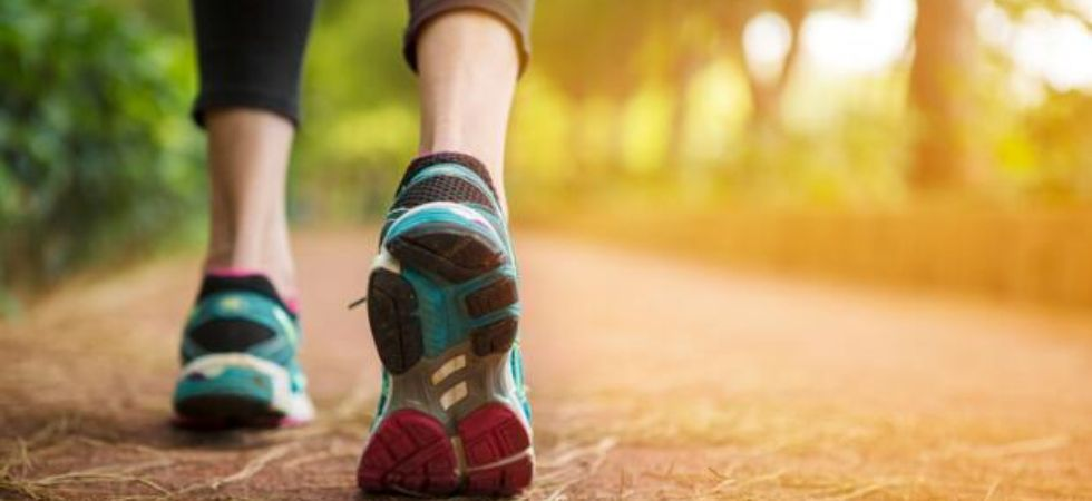 One hour of weekly brisk walk staves off disability.