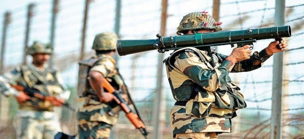 Pakistan initiated third unprovoked ceasefire violation in Poonch (File Photo)
