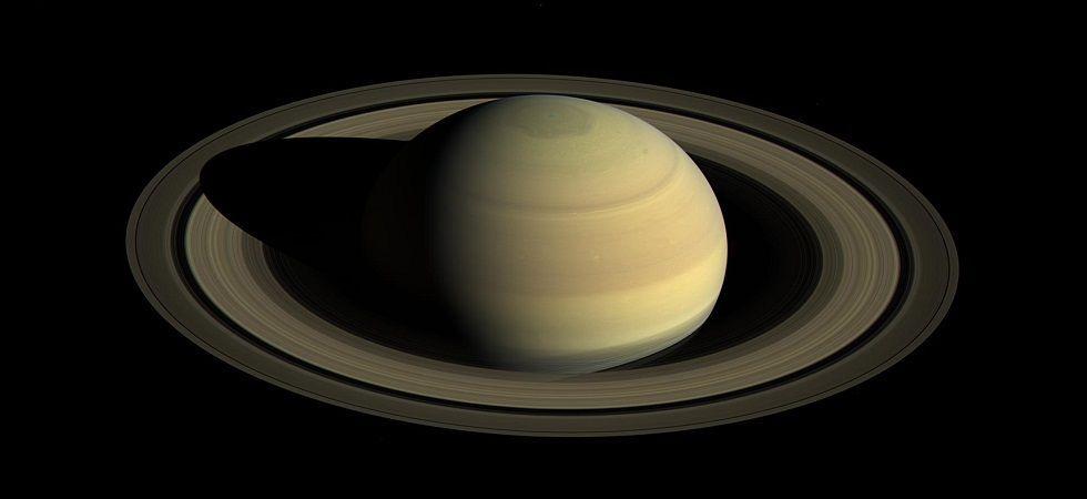 NASA spots ravioli-like moons nestled in Saturn's rings (Representational Image)