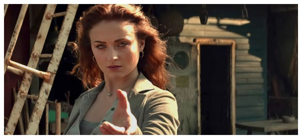 Dark Phoenix taught me about mental health says Sophie Turner (Photo: Twitter)