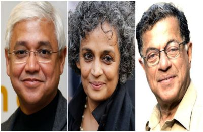 Don't want to be assassinated, vote out hate politics: Arundhati Roy among 210 writers appeal voters