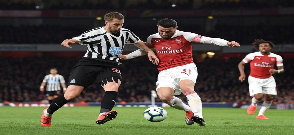Arsenal secured their 10th straight victory at home as they surged to third in the Premier League. (Image credit: Twitter)