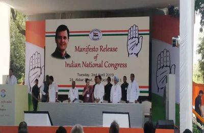 Congress manifesto 2019: NYAY scheme, jobs and separate farmers budget among key announcements