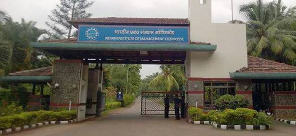 IIM Kozhikode launches new doctoral programme in Management.