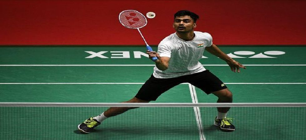 Sameer Verma fought hard but suffered a heart-breaking 20-22 23-21 12-21 to Shi Yuqi. (Image credit: Twitter)