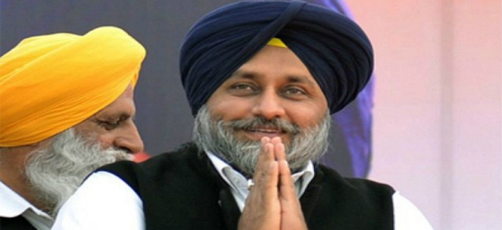 The Shiromani Akali Dal is contesting on 10 of the 13 Lok Sabha seats in Punjab. (File photo)