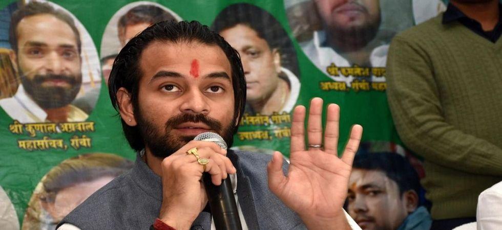 Tej Pratap Yadav (File Photo)